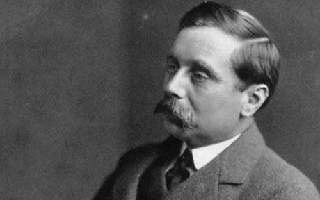 H.G. WELLS - AUTHOR OF THE WAR OF THE WORLDS
