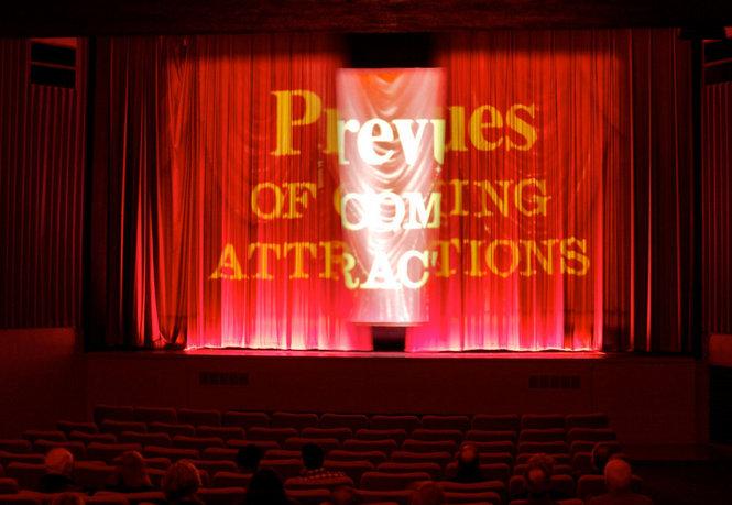 Movie theatre bellingham